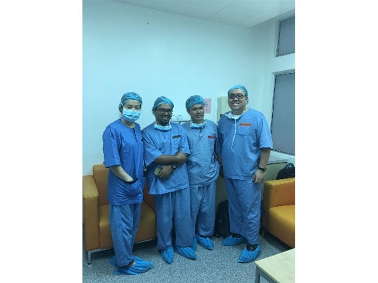 ICM Monitoring for Epilepsy Surgery supported by DanMedik team